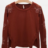 Free People Solid Top