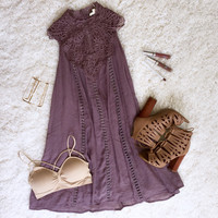 Boho Dreams in Mauve