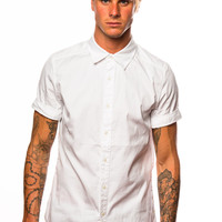 G-Star Landoh Clean Shirt S/S White