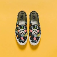 Vans Vault OG Authentic Old Skool LX X SpongeBob Canvas Shoes - Best Deal Online