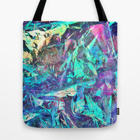 Holographic II Tote Bag by Nestor2