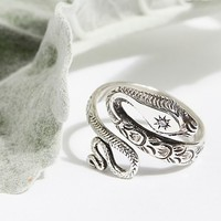 Marise Diamond Snake Ring