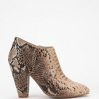 Kimchi Blue Serpent Ankle Boot