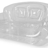 Inflatable Couch Color: Crystal Clear