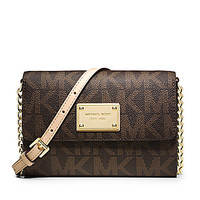 MICHAEL Michael Kors Signature Large Phone Cross-Body Bag