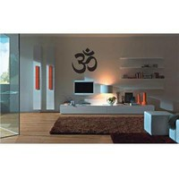 OM / AUM Symbol Large Wall Decal by Decal Culture