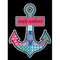Simply Southern Decal -- Great for laptops, agendas, or your car!!