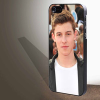 """Shawn Mendes Press Room MuchMusic video Awards  for iphone 4/4s/5/5s/5c/6/6+, Samsung S3/S4/S5/S6, iPad 2/3/4/Air/Mini, iPod 4/5, Samsung Note 3/4 Case """"005"""""""