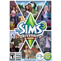 Walmart: The Sims 3 University Life: Limited Edition (PC)