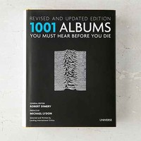 1001 Albums You Must Hear Before You Die: Revised And Updated Edition By Robert Dimery
