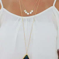Oceanic Wonder Necklace