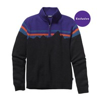 Patagonia Men's Merino 1/4-Zip Sweater