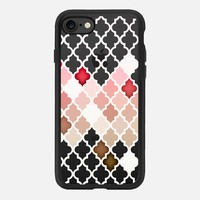 MAROCCO CORAL by Monika Strigel iPhone 7 Hülle by Monika Strigel | Casetify