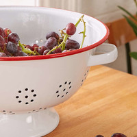 Enamelware Colander - Urban Outfitters