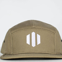 Original Khaki Five Panel Hat