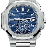 Patek Philippe Nautilus 40th Anniversary Limited Edition 18K White Gold Watch 5976/1G-001