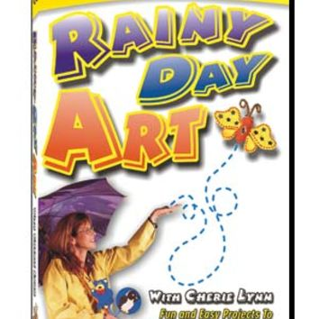 Rainy Day Art DVD: Hours of Arts and Crafts for Children 5+