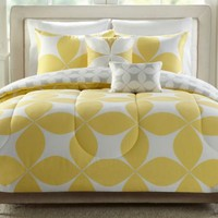 Aster 4-5 Piece Reversible Comforter Set
