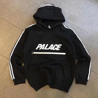 DCCK8H2 PALACE Woman Men Classic Fashion Hoodie Top Sweater Pullover
