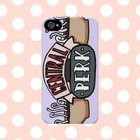 Central Perk Friends iPhone 4 4s 5 5s 5c Case
