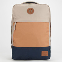 Nixon Beacons Backpack Brown One Size For Men 25649240001
