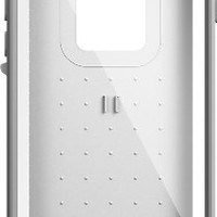 "LifeProof FRE iPhone 6 ONLY Waterproof Case (4.7"" Version) - Retail Packaging -  AVALANCHE (BRIGHT WHITE/COOL GREY)"