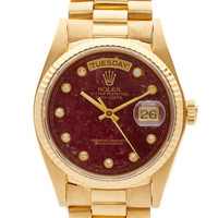 CMT Fine Watch and Jewelry Advisors 18K Yellow Gold Rolex Day-Date