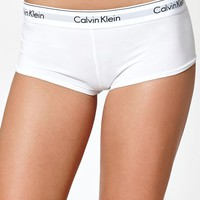 Calvin Klein Modern Cotton Boyshorts at PacSun.com