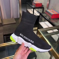 Balenciaga Women Fashion Casual Shoes Men Fashion Boots fashionable Casual leather Breathable Sneakers Running Shoes Sneakers