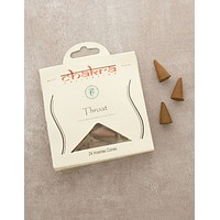 Throat Chakra Incense Cones