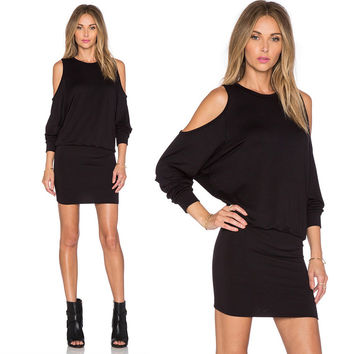 New Fashion Summer Sexy Women Mini Dress Casual Dress for Party and Date = 4725591940