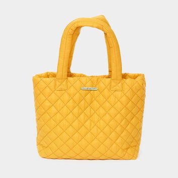 Quilted Small Tote Bag (Click For More Colors)