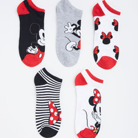 Mickey Minnie Ankle Sock Pack