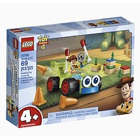 LEGO Toy Story 4 Woody and RC
