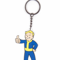 Fallout 4 - Vault Boy Approves Key Ring