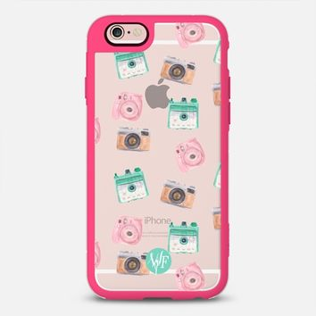 The Next Generation of iPhone Cases by Casetify | Camera Collector Design by Wonder Forest (iPhone 6, 6s, 6 Plus, 6s Plus, 7)