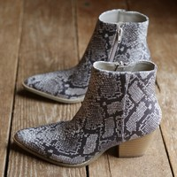 Spirit Bootie, Snake | Coconuts by Matisse