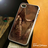 Pyramid Head iPhone 4 5 5c 6 Plus Case, Samsung Galaxy S3 S4 S5 Note 3 4 Case, iPod 4 5 Case, HtC One M7 M8 and Nexus Case