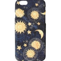 Sun Moon Stars iPhone 6 Case