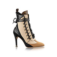 Products by Louis Vuitton: LAUREATE HALF BOOT