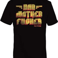 Pulp Fiction Bad Mother F**ker Adult T-shirt