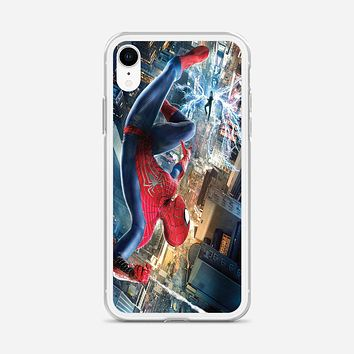 The Amazing Spiderman iPhone XR Case