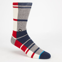 Stance Planet X Mens Crew Socks Camo One Size For Men 25529594601