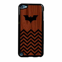 Batman And Black Chevron iPod Touch 5th Generation Case