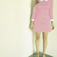Suzy bishop dress moonrise kingdom peter pan collar