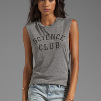 A Fine Line Science Club Tank in Heather Grey from REVOLVEclothing.com
