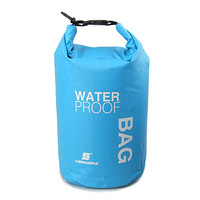 2L Outdoor Sports Waterproof Dry Bag Handbag Floating Boating Kayaking Camping Sports Bags for Beach Swimming Storage Bag EA14