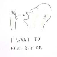 I Want To Feel Better - Original Illustration