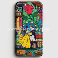 Beauty And The Beast, Rose iPhone 7 Plus Case | casefantasy