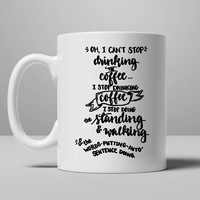 gilmore girls quotes about coffee Coffee Mug